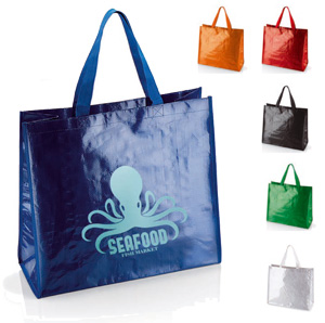 BORSA SHOPPER IN POLIPROPILENE