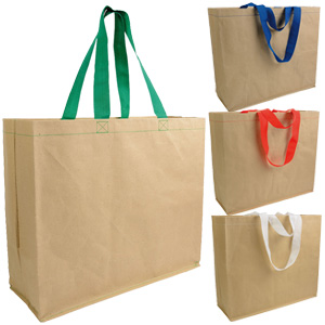BORSA SHOPPER IN CARTA 40X35 CM