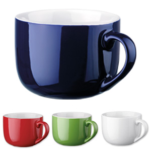 tazza mug in ceramica da 400 ml