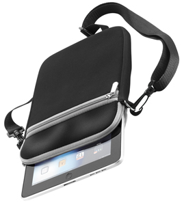 tracolla porta tablet in neoprene