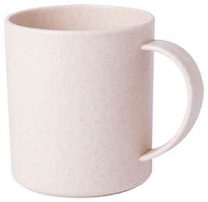 Tazza in fibra di bambù, 330 ml