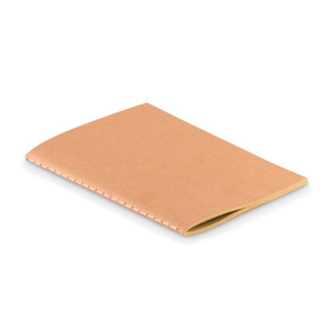 Notebook A6 in carta riciclata